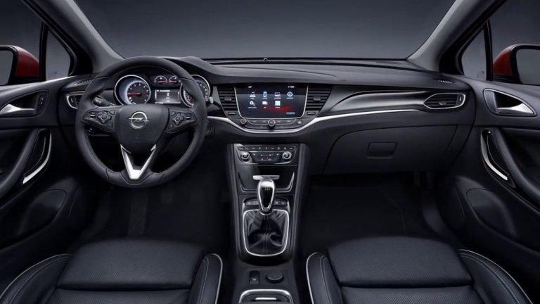 Opel Grandland X, interni della vettura
